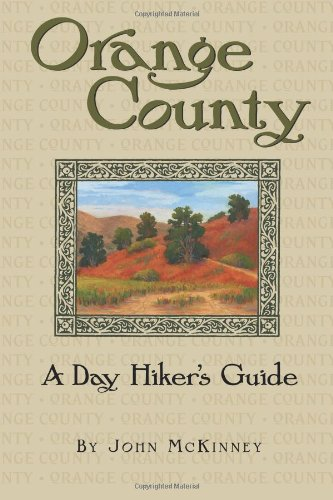 Orange County Day Hikers Guide product image