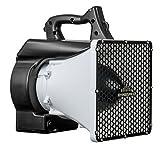 HyperSpike HS-10R Bullhorn/Megaphone - White