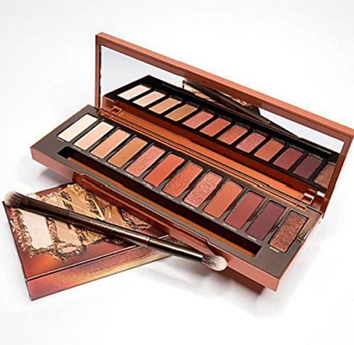 New naked 12 color Naked Heat Eyeshadow Palette