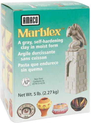 Marblex Self Hardening Clay - 7