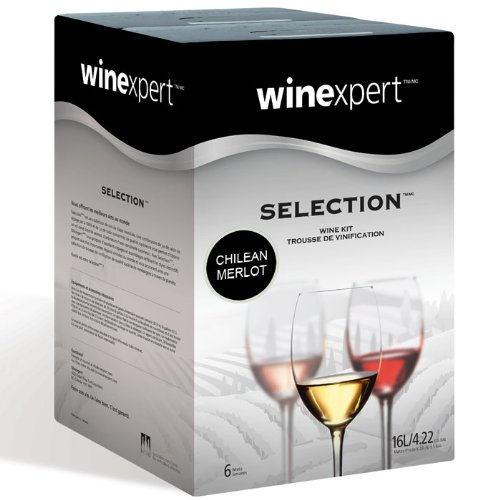 Chilean Merlot (Selection International) by Wine Expert Selection International