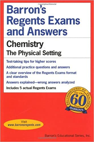 Amazon barronss regents exams and answers chemistry the barronss regents exams and answers chemistry the physical setting kindle edition fandeluxe Gallery