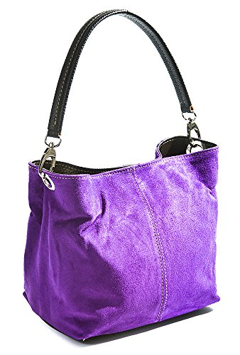 Nero a Handbag Borsa spalla Z Svendita donna One Big Shop wztAqxw1