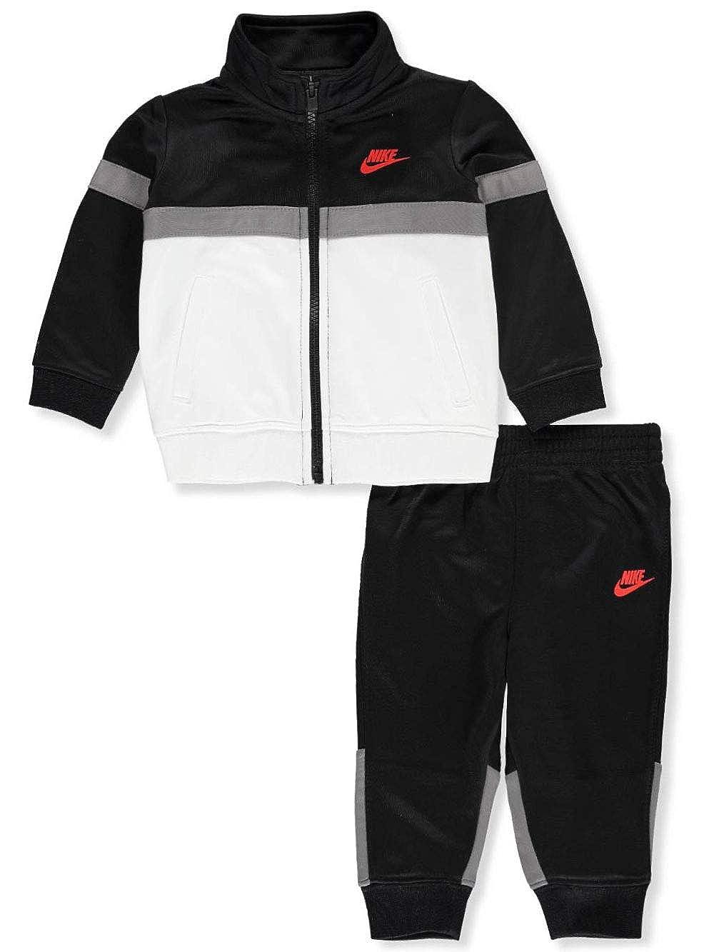 Nike - Chándal para niños (2 Piezas) - Negro - 6 Meses: Amazon.es ...