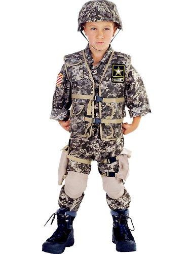 24a3ab9a8a6 Men s Army Ranger Deluxe Costume (Underwraps) - Funtober