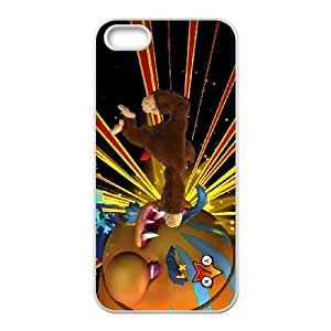 iPhone 4 4s Cell Phone Case White Donkey Kong Country Tropical Freeze J2S4GG