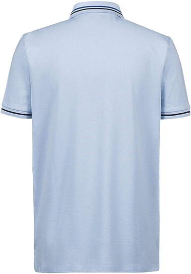 HUGO Boss Daruso 50404292 - Polo de manga corta, color azul claro ...