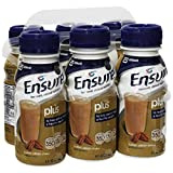 Ensure Plus Butter Pecan Shake, 24 - 8 oz, Pack of 3