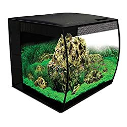 Fluval FLEX 15 gallon nano glass aquarium kit