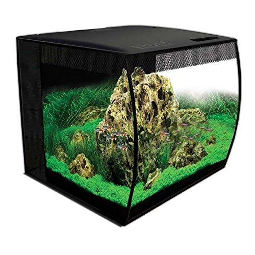 Fluval FLEX 15 gallon nano glass aquarium kit