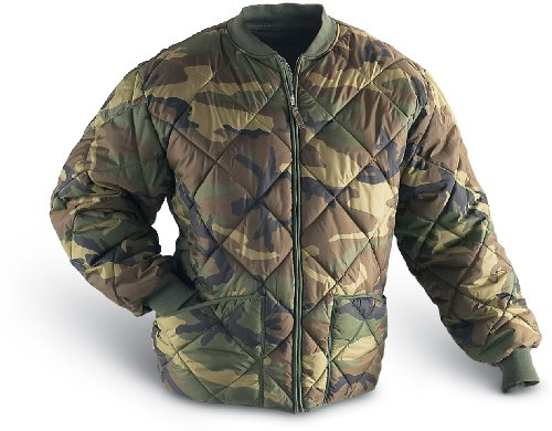 Quilted Flight Jacket - 9
