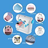 Silkyway Mini Sewing Machine with Extension
