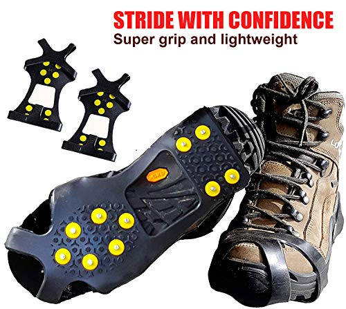 Limm Crampons Ice Traction