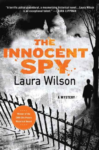 The Innocent Spy (Detective Ted Stratton Book 1) (Avedon At Work In The American West)