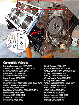 Engine Valve Cover Gasket Set for Saab 9-7x 2005-2009 5.3L 6.0L V8 OHV