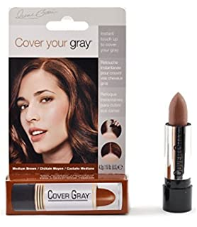 cover your gray bton de retouche pour femme brun moyen - Retouche Coloration