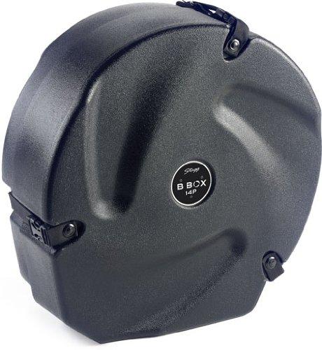 Stagg STBB-14P Beat Box Series 14 x 3-4-Inches Piccolo Snare Drum Case (Piccolo Case Snare)