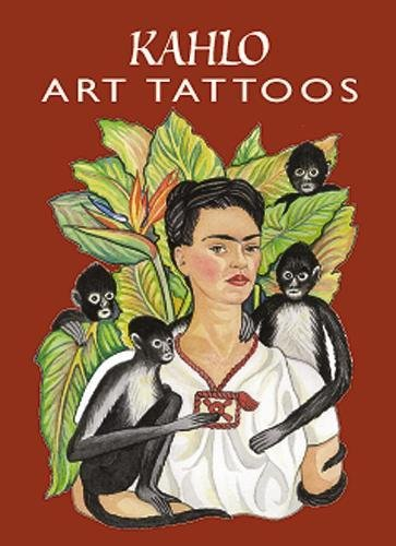 Kahlo Art Tattoos (Dover Tattoos): Amazon.es: Kahlo, Frida: Libros ...