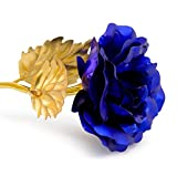 UniteStone 24K Gold Foil Rose Birthday Gift, Mother Day gift, Valentine's Day Gift, Anniversary Gift