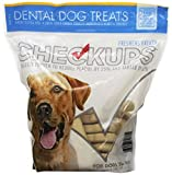 Checkups- Dental Dog Treats, 24ct 48 oz. for dogs 20+ pounds Review