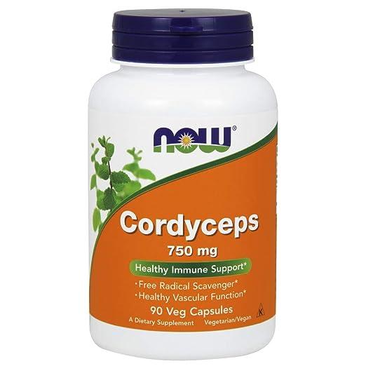 Cordyceps 750mg - 90 Capsulas