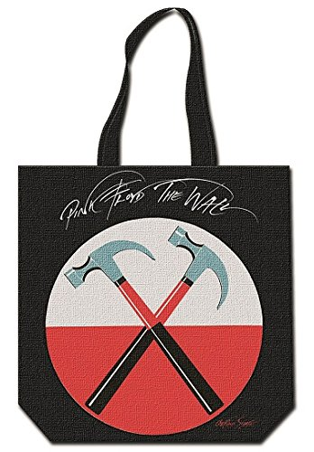 Eco-friendly Pink Floyd bag. Perfect for the transporting of foodstuffs.