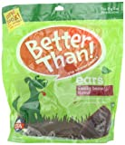 Better Than Ears Premium Dog Treats, Smoky Bacon Flavor (108-Count)