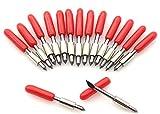 15pcs 45 Degree Graphtec CB15U CB15 Blades Vinyl Plotter Cutter + Blade Housing Cutter Holder