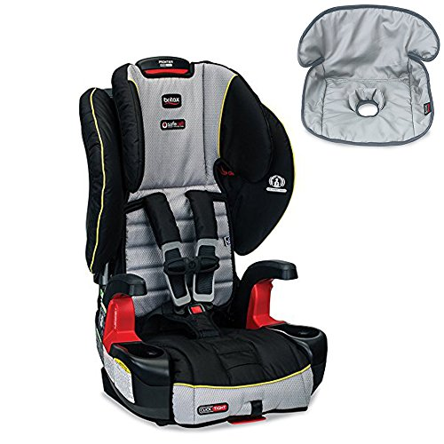 Britax Frontier G1.1 ClickTight Harness-2-Booster Car Seat with Seat Saver Waterproof Liner, Trek