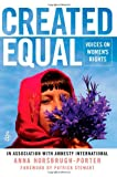 Created Equal, Anna Horsbrugh-Porter, 0230617336