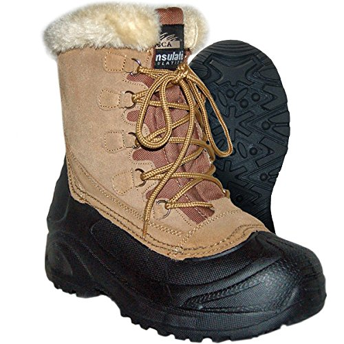 Itasca Femmes Cèdre Bottes Dhiver Tan Taille 9