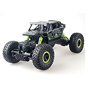 Remote Control Car SONi RC Cars 1/16 Scale Electric Remote Control Off Road Monster RC Truck 2.4GHz 2WD High Speed Radio Control Car-Best Toys for Kids and Adult.