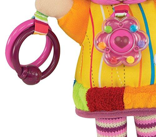 Amazon Com Lamaze My Friend Emily Car Seat Toys Baby