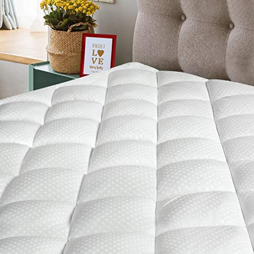 MERITLIFE Pillowtop Mattress Pads Cover