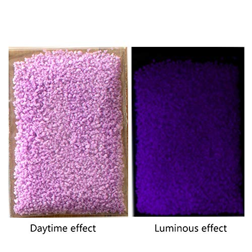 Glow In Dark - Glow Gravel Luminous Noctilucent Sand for sale  Delivered anywhere in USA