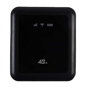 Almencla Mobile Power 4G Router Inalámbrico Pocket WiFi Router con ...