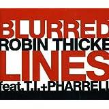 Blurred Lines (2-Track)