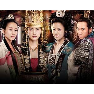 [DVD]善徳女王 <ノーカット完全版> ブルーレイ・コンプリート・プレミアムBOX [Blu-ray]
