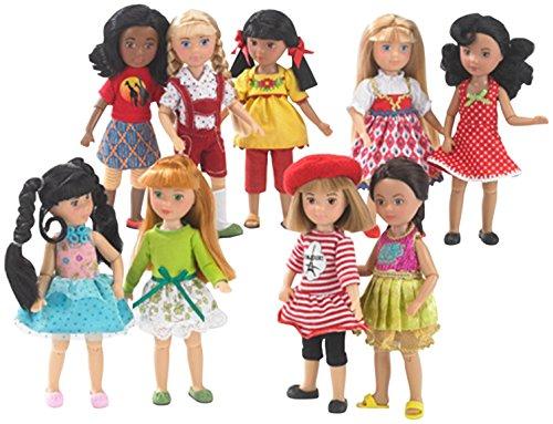 Friends Assortment - Madame Alexander Travel Friends Assortment