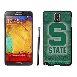 Designer Samsung Galaxy Note 3 Cover Ncaa Big Ten Conference Michigan State Spartans 18 Coolest Custom Made Phone Cases