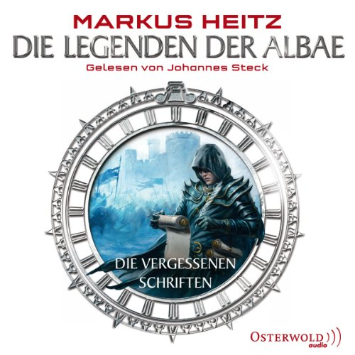 Die vergessenen Schriften: Die Legenden der Albae 3.5