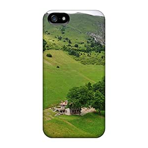 Snap-on Bergamo Italy Case Cover Skin Compatible With Iphone 5/5s