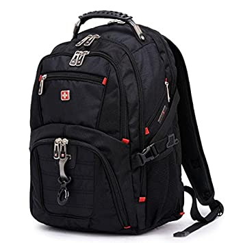 2015 Hot Waterproof Swiss Gear Multifunctional Men Luggage   Travel Bags  Brand Knapsack e897e08536257