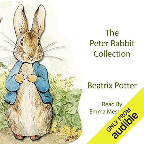 Bargain Audio Book - The Peter Rabbit Collection