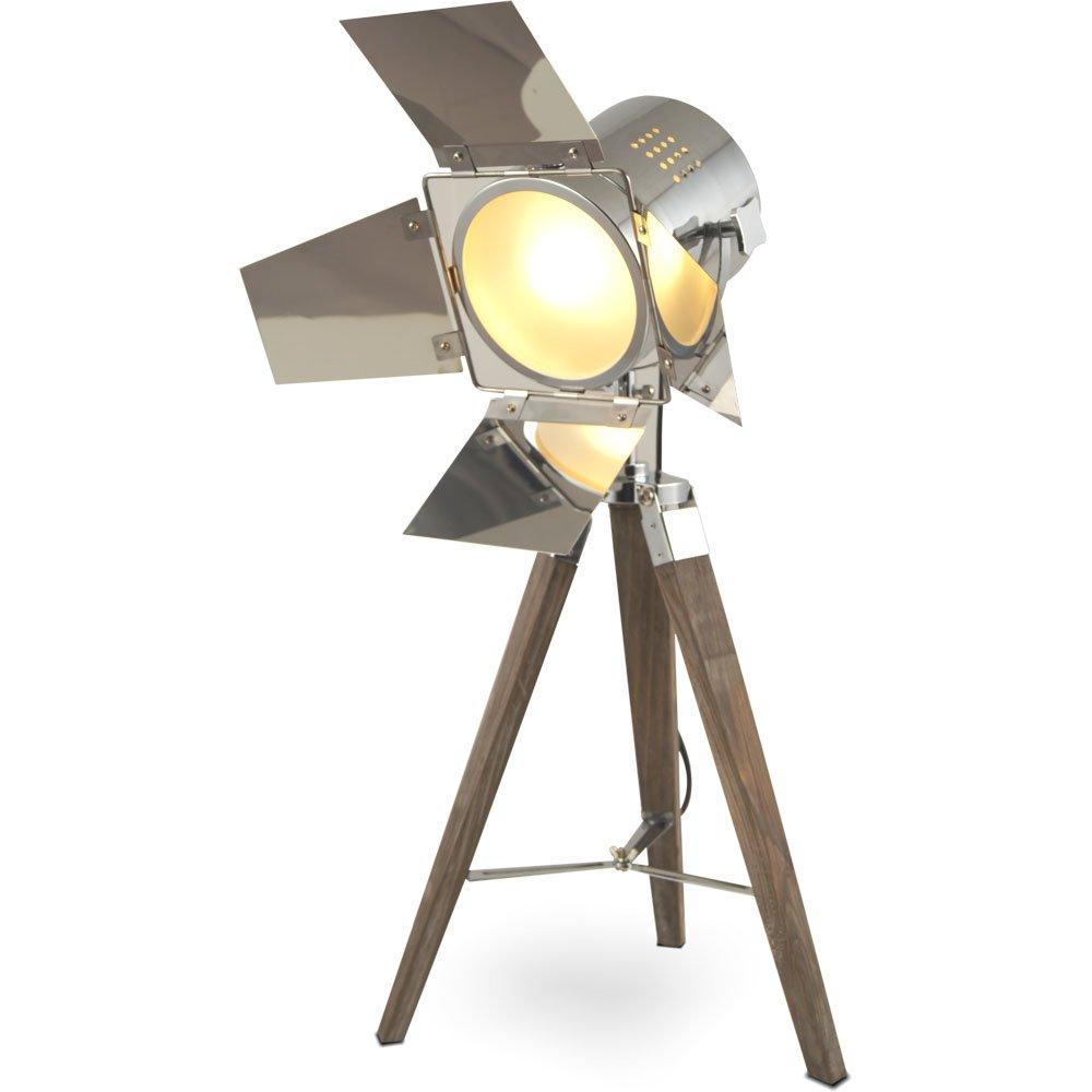 Mojoliving MOJO Lampe Leuchte Stehleuchte Stehlampe Tripodlampe Dreibeinlampe l38