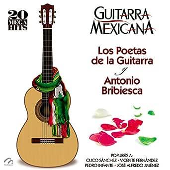 Guitarra Mexicana (20 Mega Hits) Los Poetas de la Guitarra y ...