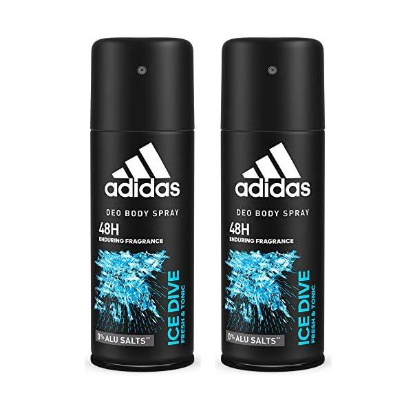 Best Adidas Ice Dive Deodorant Body Spray for Men Online India 2020