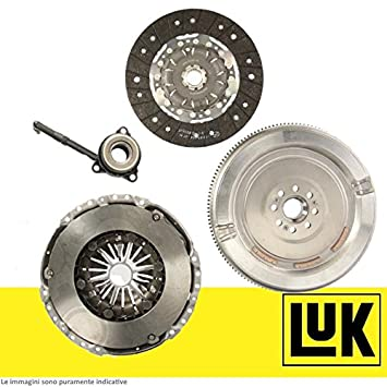 Kit Embrague y volante Luk VW TRANSPORTER V furgonato 2.5 TDI 96 kW: Amazon.es: Coche y moto