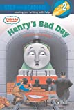 Henry's Bad Day (Thomas & Friends) (Step into Reading, Step 2)