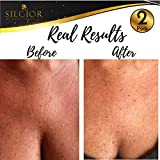 4 PACK Anti Wrinkle Chest Pads, Decollete Pads